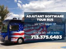 Adjutant Software Bus Tour