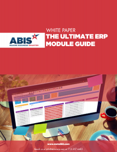 The Complete ERP modules guide